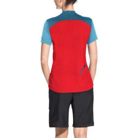 VAUDE Tremalzo IV Shirt Damen magma